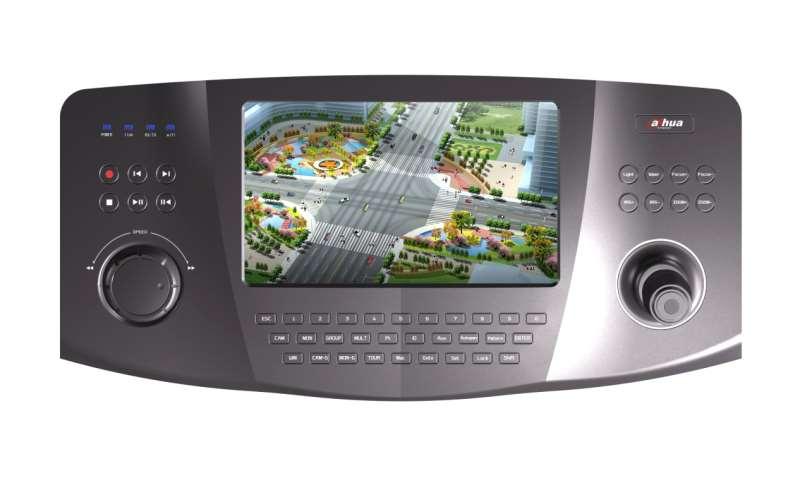 Tastatura ptz multifunctionala ecran touch screen full hd for Screen ecran
