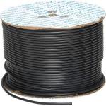 Cablu combinat (coaxial si alimentare) pentru camere de supraveghere video (Pret/10m)