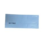 Eticheta UHF pentru lipire pe parbriz, IDT-3000-UHF