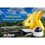 Camere supraveghere video IP 4K Dahua