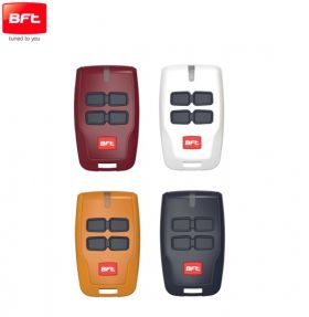 Telecomanda cu 4 canale BFT Mitto 4 Rainbow