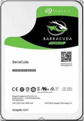 Hard Disk Seagate Barracuda Guardian 1TB 5400 RPM SATA3 128MB