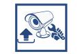 Accesorii sisteme de supraveghere video