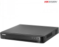 DVR 16 canale, Turbo HD, 6MP, Hikvision DS-7232HQHI-K2