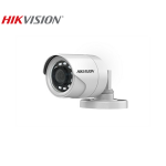 Camera supraveghere video Turbo HD, 2MP, IR 20m, Hikvision DS-2CE16D0T-I2PFB