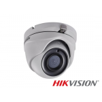 Camera supraveghere video Turbo HD 3MP, IR 20m, Hikvision DS-2CE56F7T-ITM