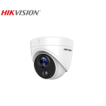 Camera supraveghere video HDTVI, 5MP, IR 20m, Hikvision DS-2CE71H0T-PIRL