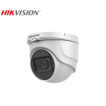 Camera supraveghere video cu audio, 5MP, IR 30m, Hikvision DS-2CE76H0T-ITMFS