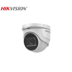 Camera supraveghere video cu audio, 5MP, IR 30m, Hikvision DS-2CE76H8T-ITMF