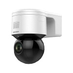 Camera IP WI-FI Mini PTZ, 4 MP, IR 50M, HIKVISION DS-2DE3A404IW-DE-W