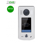 Post exterior video interfon 2Easy cu cititor de proximitate, RFID, DT611-ID-FE