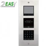 Panou de extensie pentru 2Easy DMR21, EP21-F3 cu 3 locasuri blank