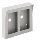 Carcasa pentru sase module, montare aplicata interfon modular DT821-2X2-S