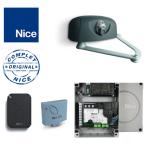Kit Automatizare pentru porti batante, Nice, HY7024KCE