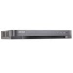 DVR 16 canale video, TURBO HD, 8 MP, PoC, Hikvision DS-7216HUHI-K2-P
