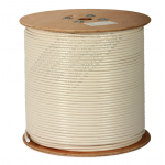 Cablu coaxial RG6CU-Q5 (Pret/10m)