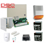 Kit sistem alarma antiefractie DSC PC585