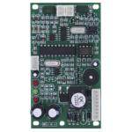Controler/Cititor de proximitate (125KHz); stand-alone; fara carcasa; programare cu card master, cu doua antene YLI EA-66C-2