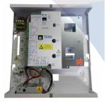 Unitate centrala de control acces pentru 4 usi, TDSi EXCEL 4