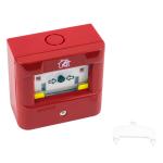 Buton adresabil de alarmare incendiu UNIPOS FD7150N
