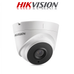 Camera de supraveghere dome TurboHD, 2 MP, IR 40m, PoC, Hikvision DS-2CE56D8T-IT3E