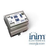 Interfata de comunicare, GSM/GPRS, LAN, 4 module, Inim, IGKNX100