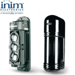 Bariera fotoelectrica cu IR, 3 spoturi, Inim, BD-T100
