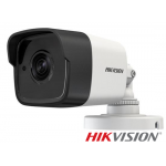 Camera supraveghere video Turbo HD, 2MP, IR 30m, Hikvision DS-2CE16D8T-ITE, PoC