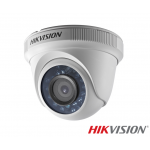 Camera supraveghere video Turbo HD 720P, IR 20m, Hikvision DS-2CE56C0T-IRPF