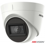 Camera supraveghere video dome 8MP, 4K, IR 60m, Hikvision DS-2CE78U1T-IT3F