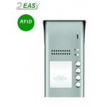 Post de exterior interfon audio 2Easy DT607A-ID-S4