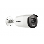 Camera de supraveghere Turbo HD, ColorVU, 2MP, IR 40m, Hikvision DS-2CE12DFT-F