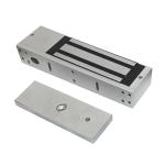 Electromagnet aplicabil cu forta de retinere de 500 kg, cu monitorizare si LED, YM-500N(LED)