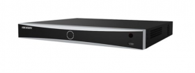 NVR AcuSense, 8 canale, 12MP, 8 PoE, Deep Learning,  Hikvision DS-7608NXI-I2-8P-4S