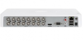 DVR TURBO HD 16 canale video, 1080p, Hikvision DS-7116HGHI-F1-N