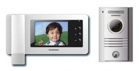 Kit videointerfon pentru o familie, Commax ECO SET