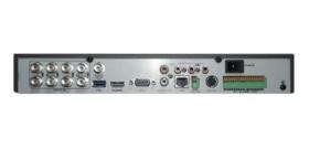 DVR AcuSense 16 canale video 1080P, Hikvision iDS-7216HQHI-M1-S