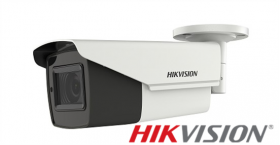 Camera supraveghere video, 5 MP, IR 40m, Hikvision DS-2CE16H0T-IT3ZF