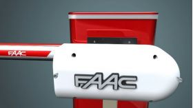 Bariera auto stradala-rutiera 8m, FAAC B680H