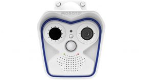 Camera termica pentru detectarea temperaturii corpului uman,  Mobotix MX-M16TB-R079 + MX-O-SMA-S-6D079