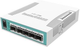 Switch layer 3, Mikrotik CRS106-1C-5S