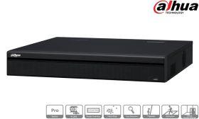 NVR 32 canale IP, 16 porturi PoE, Dahua NVR5432-16P-4KS2