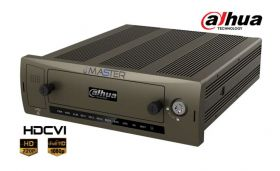 DVR Stand alone Auto cu 4 canale video HD-CVI si analogice, 1 canal audio, Dahua MCVR5104