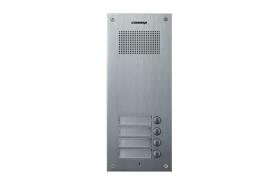 Post exterior interfon audio cu 4 butoane, Commax DR-4UM
