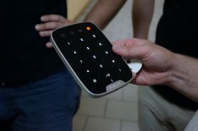 Tastatura wireless Ajax KeyPad