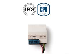 Micromodul adresabil 4 iesiri pe releu seria Enea - Inim EU311