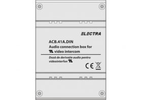 Electra ACB.41A.DIN Doza derivatie audio