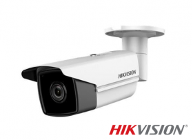 Camera supraveghere video IP, 6 MP, IR 50m, Hikvision DS-2CD2T63G0-I5
