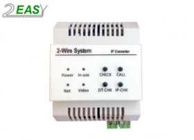 Convertor Gateway IP pentru sistemele de interfonie 2Easy, DT-IPG(v2)