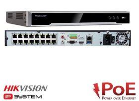 DS-7616NI-K2/16P - conectori